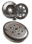 DUAL MASS FLYWHEEL DMF CLUTCH KIT VARIOUS PEUGEOT, CITROEN C4 C5 & FIAT SCUDO
